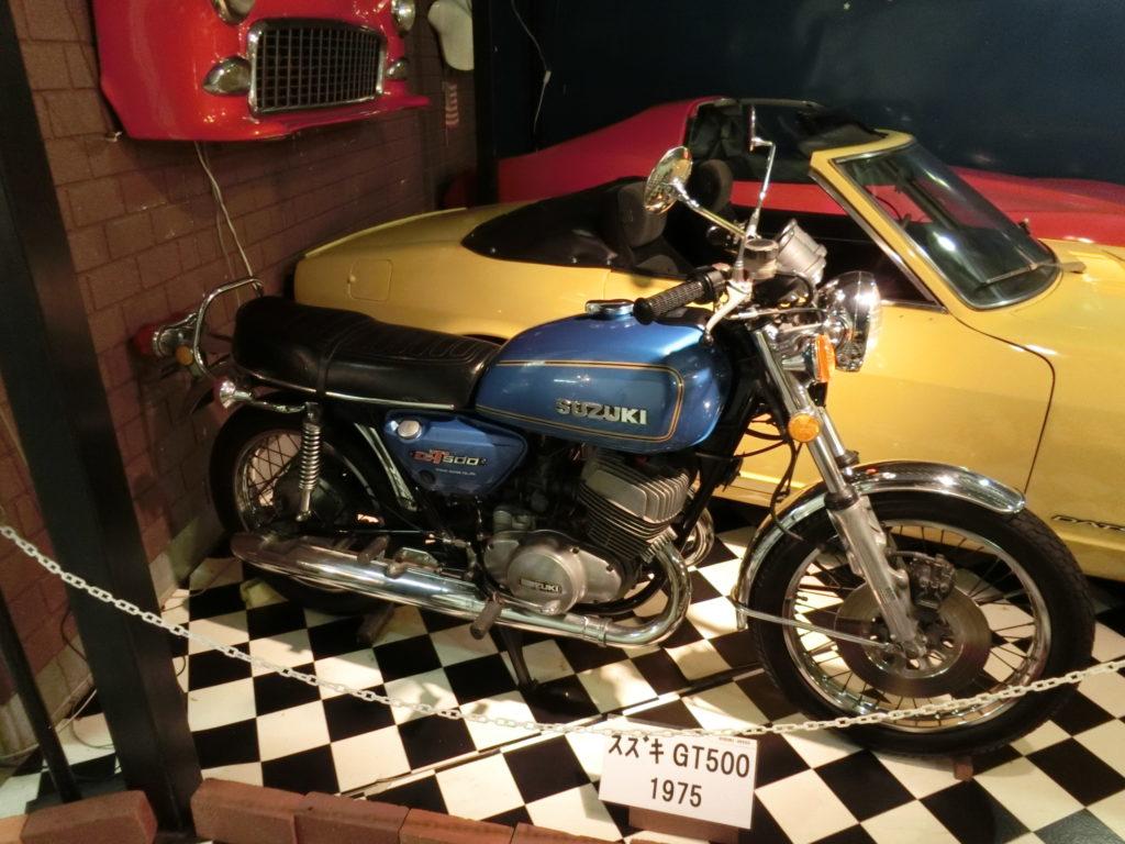 スズキGT500